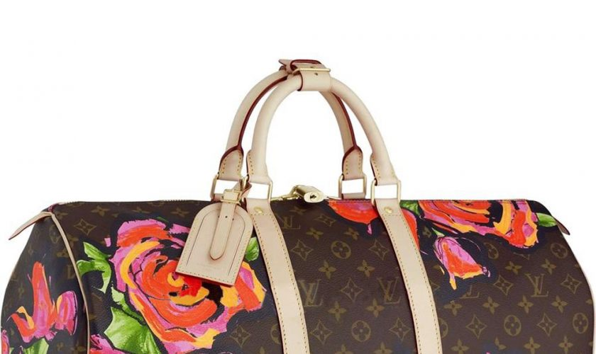 Louis-Vuitton-Monogram-Roses-Canvas-Keepall-50-Brown-Women-Softsided-luggage-M48605-02