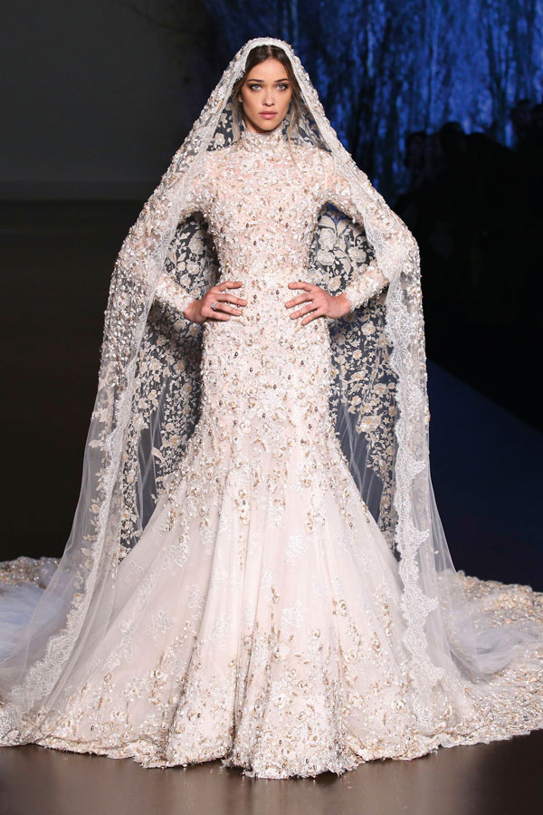 Ralph & Russo : Runway – Paris Fashion Week : Haute-Couture Fall/Winter 2014-2015