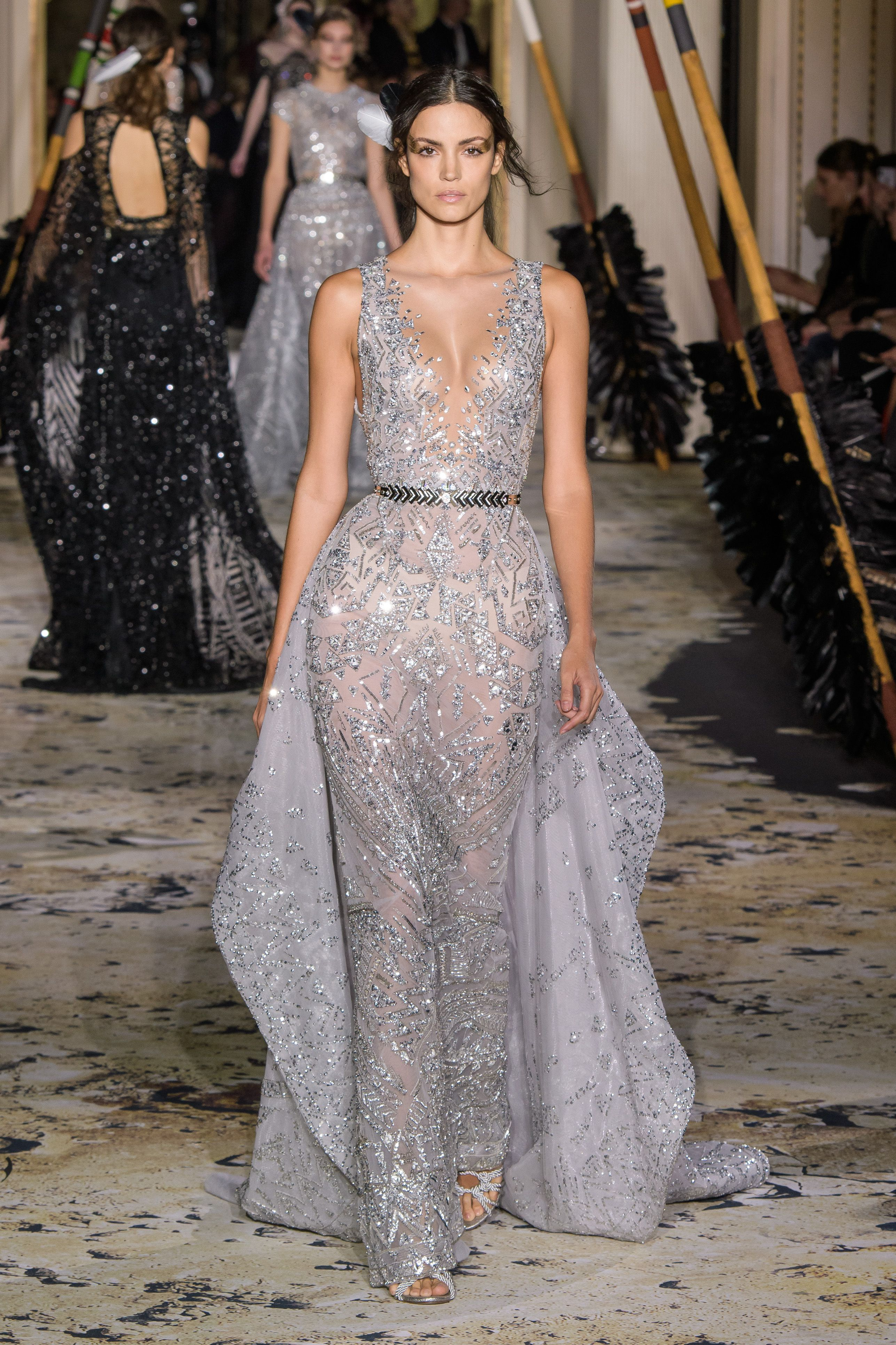 ZUHAIR MURAD TOTAL LOOK
